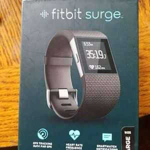 Fitbit Surge still in package